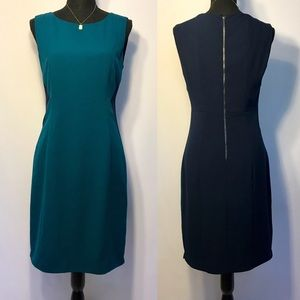 Blue Elie Tahari Exclusively for Nordstrom Dress